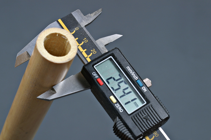 Cane Diameter